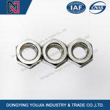 DIN934 Stainless Steel Left-Handed Hexagon Nut