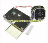 3 Inch Touch Screen Motion Detection Peephole Camera