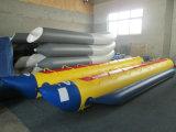 Liya 3-7m 0.9mm Korea PVC Pontoon Banana Boat Inflabed (BA390)