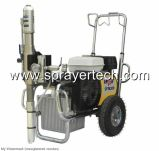 Hyvst Painting Machine High Pressure Piston Airless Paint Sprayer Spt8200