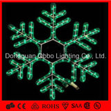 Waterproof Outdoor Decoration LED Motif Snowflake Light