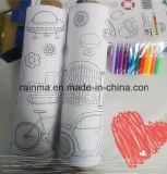 Kids Art Set Children Watercolor Roller Painting Paper