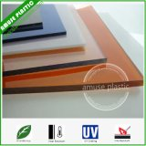 Colors Customized Hard Plastic Decorative Polycarbonate Multi Thickness Solid Sheets Panels