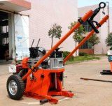 Small Drilling Rig for Diamond Core Drilling, Spt Test