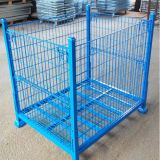 Industrial Warehouse Storing Rack Cage