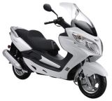 EEC 4 Efi Gas Cruiser Scooter 90km/H 125cc Motorcycle (HD125T-33A)