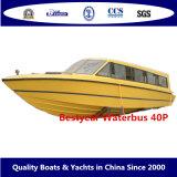 Bestyear Waterbus of 40p Boat