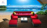 Hz-Bt97 Rio Patio Set Outdoor Patio Rattan Sofa Wicker Sectional Sofa Garden Furniture Set