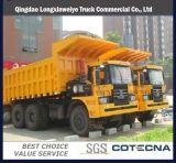 Shacman D′long 6X4 336HP 35ton Mining Dump Truck