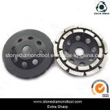 "5"" Stone Concrete Diamond Abrasive Grinding Cup Wheel"
