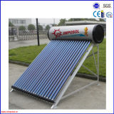 Compact Pressurized Vacuum Tube Solar Water Heater 200L