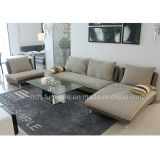 Modern Simple Design Fabric Sofa Set