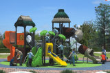 2015 Hot Selling Outdoor Playground Slide with GS and TUV Certificate (QQ14009-1