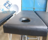 Stainless Steel Flat Medical Examination Couch Table for Hospital Patient