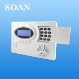 LCD Wireless English Voice Home Alarm System (SN5900)
