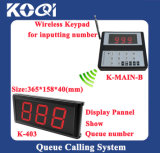 Pager Queue Calling System for Restaurant