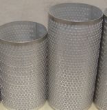 Stainless Steel 3-Layer Sintered Wire Cloth/Perforated Sintered Mesh for Filter
