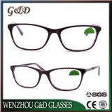 Fashion Popular Acetate Spectacles Optical Frame Eyewear Eyeglass