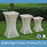 Garden Furniture Rattan Flower Pot Different Size