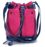 Bright Ladies Fashion Canvas Bucket Bags