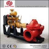 12inch 66kw Diesel Fire Pump with Clutch 792m3/H Lift 19.4m