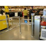 China Suppliers Supermarket Swing Entrance Gate, Supermarket Entry Gate, Building Entrance Gate (SY-DT01-04)