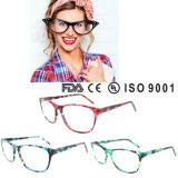 Fashion Optical Frame Eyeglasses Eyewear Frame with Ce and FDA