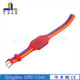 Flexible Customized Logo RFID Silicone Bracelet