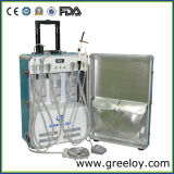 Shanghai Greeloy Portable Dental Unit (GU-P 206)