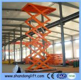 CE Approved Hydraulic Scissor Lift Machine