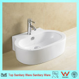 Ovs Sanitary Ware Bathroom Ceramic Basin in Good Price