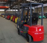 Low Price 500kg Four-Wheel Electric Forklift Truck