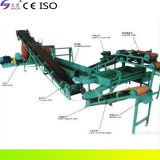 Waste Tire Recycling Equipment with CE, ISO