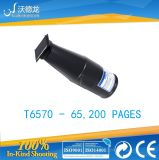 High Capacity Compatible T-6570 Copier Toner for Use in E-Studio 55/65/85