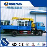 2 Ton Telescopic Boom Oriemac Small Truck Mounted Crane Sq2sk1q