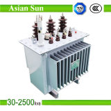 315kVA 1250kVA Oil Immersed Transformer with Factory Price (11kv)