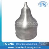 CNC Spinning Part Steel Sheet Metal Stamping Lamp Shade Customized