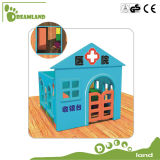 Beautiful Backyard Good Price Children Wooden Playhouse for Sale