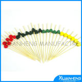 12in Food Grade Wooden Bamboo BBQ Skewers
