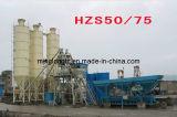 Concrete Mixing Station Hzs75