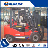 Yto 2 Ton LPG Forklift with Sideshifter Cpyd20