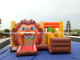 Animal Inflatables Combo Bouncer with Slide