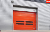 China Fast Action Interior High Speed PVC Plastic Rolling Door for Workshop (HF-309)