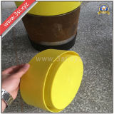 Plastic Recessed Pipe End Covers for Internal Walls Protection (YZF-H363)