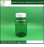Child Proof Cap 275ml Pet Clear Medicine Bottle