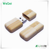 High Quality Wooden USB Pendrive with Low Cost (WY-W19)