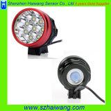 Mini CREE T6 9800lm Headlamp Bike Light with Au/EU/Us Plug Hw880