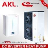 Energy Saving DC Air to Water Split Heat Pump Heater
