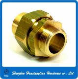 OEM Factory Made Precision Customized Brass CNC Lathe Turning Part