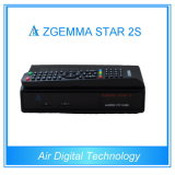 Linux E2 Zgemma Star 2s Satellite Receiver Twin DVB-S2